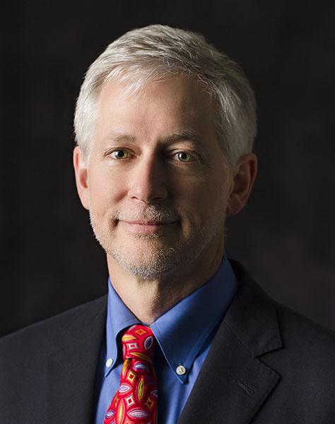 NCSA Director Ed Seidel
