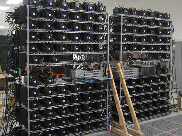 EcoG GPU cluster